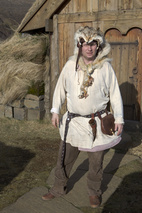 Was this the medieval chef clothing?